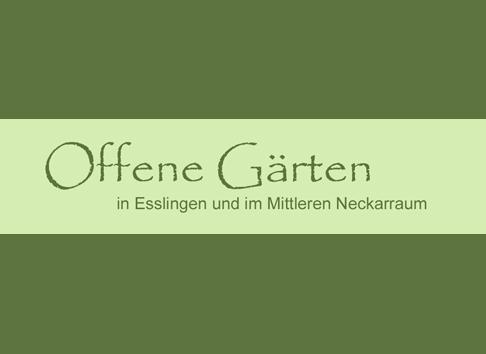 """Logo """"Offene Gärten"""""""