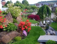 Garten Ekhard in Vaihingen/Enz-Gündelbach