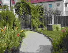 Garten des Museumvereins in Wendlingen