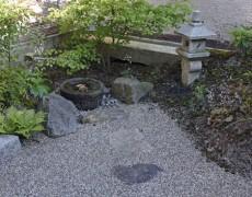 Garten Leuze in Walheim