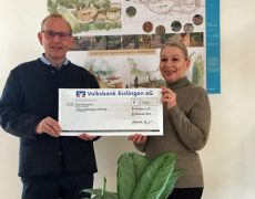 2.000 € für Familienherberge Lebensweg