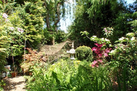 Garten negele in esslingen sulzgries offene g rten for Zierfisch teich