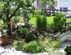 Garten Schanz in Esslingen