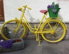 """Radtour zu den """"Offenen Gärten 2017"""""""