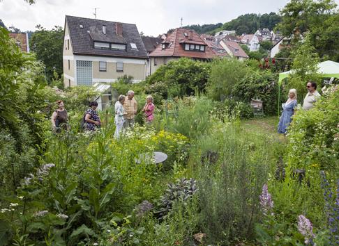 Garten Familie Schick